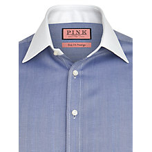 Buy Thomas Pink Streathem Textured Shirt Online at johnlewis.com