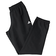 Buy Adidas Sports Essentials Standford Training Trousers, Black Online at johnlewis.com