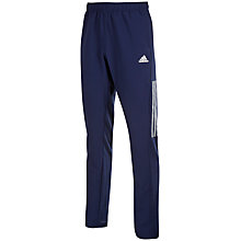 Buy Adidas Cool365 Woven Track Pants, Navy Online at johnlewis.com