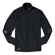 Buy Adidas Supernova Gore Jacket, Black Online at johnlewis.com