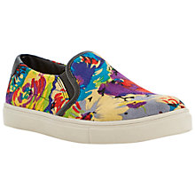 Buy Steve Madden Ecentrcy Slip On Trainers Online at johnlewis.com