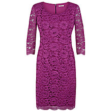Buy Precis Petite Woven Lace Dress Online at johnlewis.com