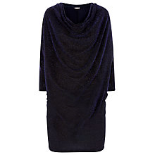 Buy Planet Sparkle Tunic Dress, Midnight Online at johnlewis.com