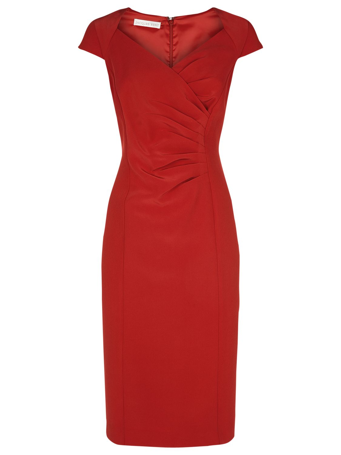 jacques vert satin back crepe dress scarlet, jacques, vert, satin, back, crepe, dress, scarlet, jacques vert, 16|18|20|10, clearance, womenswear offers, womens dresses offers, special offers, women, plus size, inactive womenswear, new reductions, womens dresses, 1741428
