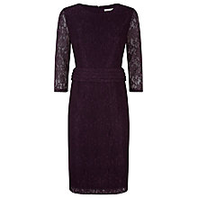 Buy Kaliko Pleat Detail Lace Dress Online at johnlewis.com