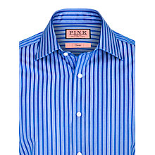 Buy Thomas Pink McCartney Stripe XL Sleeve Shirt Online at johnlewis.com