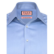 Buy Thomas Pink Wilson Plain Shirt Online at johnlewis.com