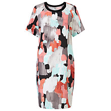 Buy Kin by John Lewis Brush Stroke Tunic Dress, Multi Online at johnlewis.com