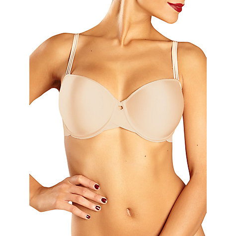 Buy chantelle mademoiselle memory foam t shirt bra golden for Chantelle mademoiselle memory foam t shirt bra