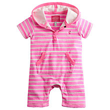 Buy Baby Joule Amelia Towel Bodysuit Online at johnlewis.com