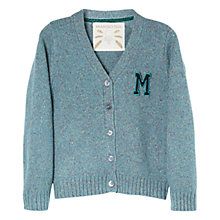 Buy Mango Kids Girls' Silk Blend Cardigan Online at johnlewis.com