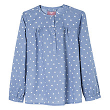 Buy Mango Kids Girls' Star Print Blouse Online at johnlewis.com