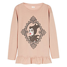 Buy Mango Kids Girls' Maleficent Top Online at johnlewis.com