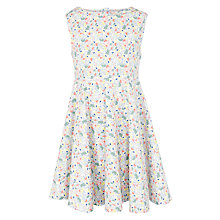 Buy John Lewis Girl Ditsy Daisy Dress, Multi Online at johnlewis.com