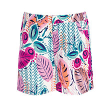 Buy Kin by John Lewis Girls' Shorts, Pink Online at johnlewis.com