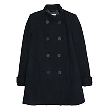 Buy Mango Double-Breasted Coat Online at johnlewis.com