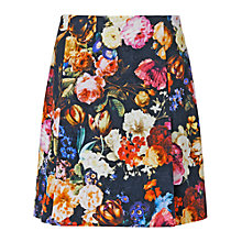 Buy Phase Eight Talia Floral Skirt, Multi Online at johnlewis.com