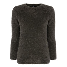 Buy Warehouse Sparkle Hairy Jumper Online at johnlewis.com