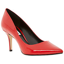 Buy Dune Alina Stiletto Heeled Court Shoes Online at johnlewis.com