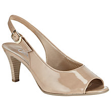 Buy Gabor Rumble Sling-Back Sandals Online at johnlewis.com