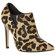 Buy Dune Anna Stiletto Leather Shoes Boots Online at johnlewis.com