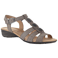 Buy Gabor Eartha Nubuck Sandals Online at johnlewis.com
