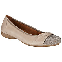 Buy Gabor Cicada Suede Stud Pumps Online at johnlewis.com