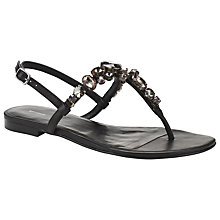 Buy John Lewis Jules Jewel Embellished Sandals Online at johnlewis.com