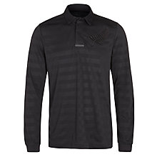 Buy Adidas New Zealand All Blacks Legacy Long Sleeve Jersey, Black Online at johnlewis.com