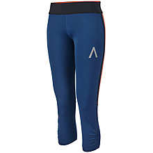Buy Adidas AKTIV Three Quarter Length Tights, Night Sky Online at johnlewis.com