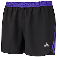 Buy Adidas Women's Clima Proof Response Shorts Online at johnlewis.com