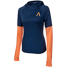 Buy Adidas Women's Aktiv Hoodie, Blue Online at johnlewis.com