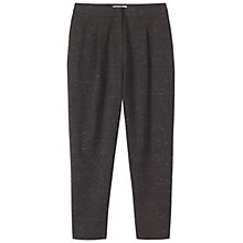 Buy Toast Naoko Trousers, Black Online at johnlewis.com