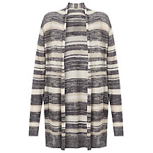 Buy Gerry Weber Space Dye Cardigan, Indigo Online at johnlewis.com