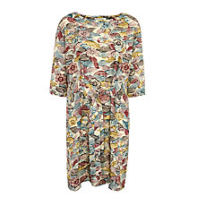 Buy Toast Nigata Print Dress, Multi Online at johnlewis.com