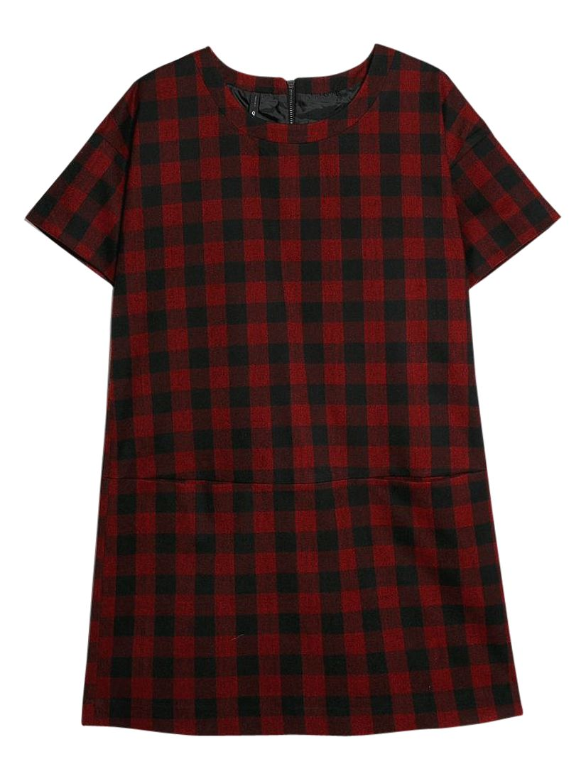 mango check shift dress bright red, mango, check, shift, dress, bright, red, clearance, womenswear offers, womens dresses offers, women, inactive womenswear, new reductions, womens dresses, special offers, 1745357