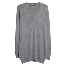 Buy Mango Alpaca Wool Blend Jumper Online at johnlewis.com