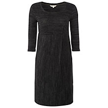 Buy White Stuff Wiltshire Dress, Grey Salt Online at johnlewis.com