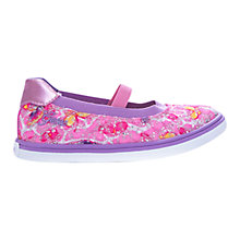 Buy Geox Kiwi Embellished Pumps, Pink/Multi Online at johnlewis.com