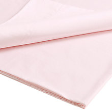 Buy Jigsaw Cashmere Blend Flat Sheet, Pink Online at johnlewis.com