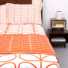 Buy Orla Kiely Linear Stem Bedding Online at johnlewis.com