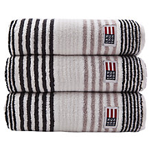 Buy Lexington Icons Original Striped Towels Online at johnlewis.com