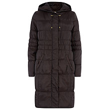 Buy Planet Hooded Coat, Chocolate Online at johnlewis.com