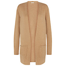 Buy Planet Textured Cardigan, Camel Online at johnlewis.com