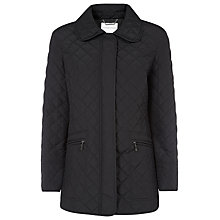Buy Windsmoor Quilted Short Coat Online at johnlewis.com