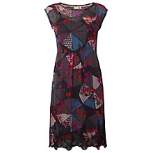 Buy White Stuff Lotus Dress, Gora Grey Online at johnlewis.com