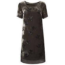 Buy White Stuff Kimchi Dress, Gora Grey Online at johnlewis.com