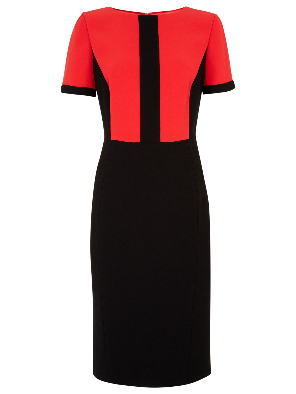 planet colour block dress black / red, planet, colour, block, dress, black, red, 12|20|16|18, clearance, womenswear offers, womens dresses offers, women, plus size, womens dresses, special offers, 1741515