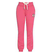 Buy Converse Girls' All Star Joggers, Pink Online at johnlewis.com