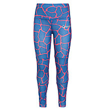 Buy Converse Girls' Giraffe Print Skinny Leggings, Blue/Pink Online at johnlewis.com